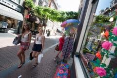 Winkelen in de Jakobsstraat